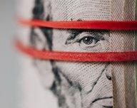 Americký dolar - ilustrační foto