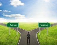 Aktivní vs. pasivní investování - ilustrační foto