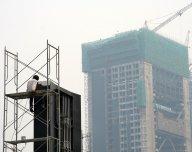 Čínský realitní trh, čínské nemovitosti - ilustrační foto
