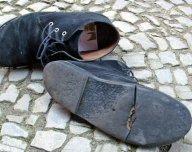 Chudoba - ilustrační foto