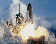 Raketový růst - ilustrační foto