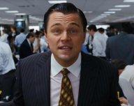 Trader Leonardo DiCaprio (z filmu The Wolf of Wall Street)