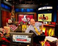 Jim Cramer, Mad Money, CNBC - ilustrační foto
