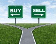 Buy, nákup, investování, trading, sell, prodej