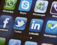 Sociální sítě, mobilní aplikace