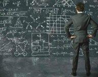 Matematika, modely, čísla, ukazatele, výpočty - ilustrační foto