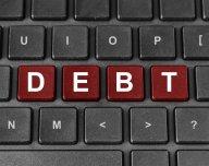 Zadlužení, dluh