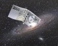 Česká koruna, bankovky, inflace