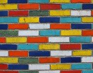 Zeď, cihly, rozmanitost, diverzifikace - ilustrační foto