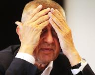 Andrej Babiš, ANO - ilustrační foto