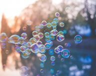 Bublina, bubliny - ilustrační foto