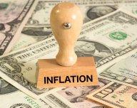 Inflace, dolar, bankovky - ilustrační foto