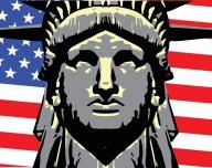 Socha svobody, Spojené státy americké (USA) - ilustrační foto