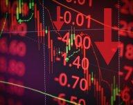 Výprodej, panika na trzích, korekce - ilustrační foto