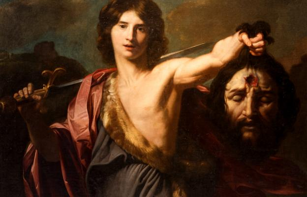 Nicolas Régnier: David et Goliath