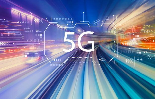 5G sítě - ilustrační foto