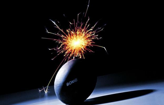 Tikající bomba - ilustrační foto