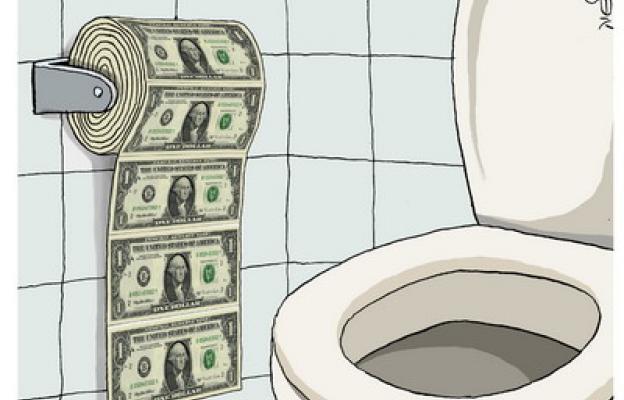 Inflace - ilustrační foto