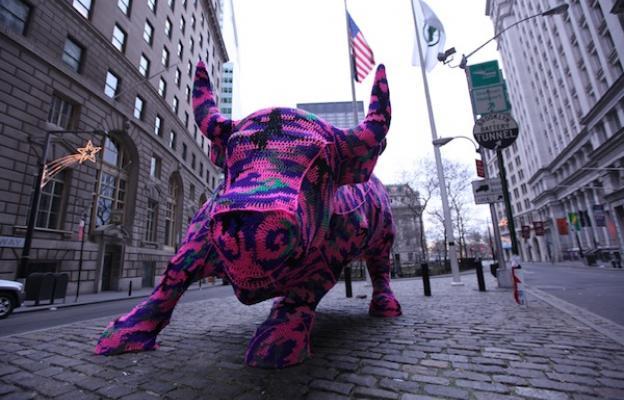 Býk na Wall Street dostal loni svetřík. Co letos?