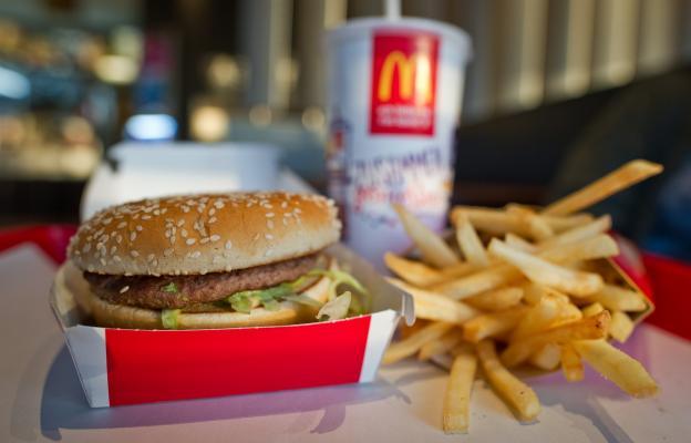 McDonald's, Big Mac, hamburger - ilustrační foto