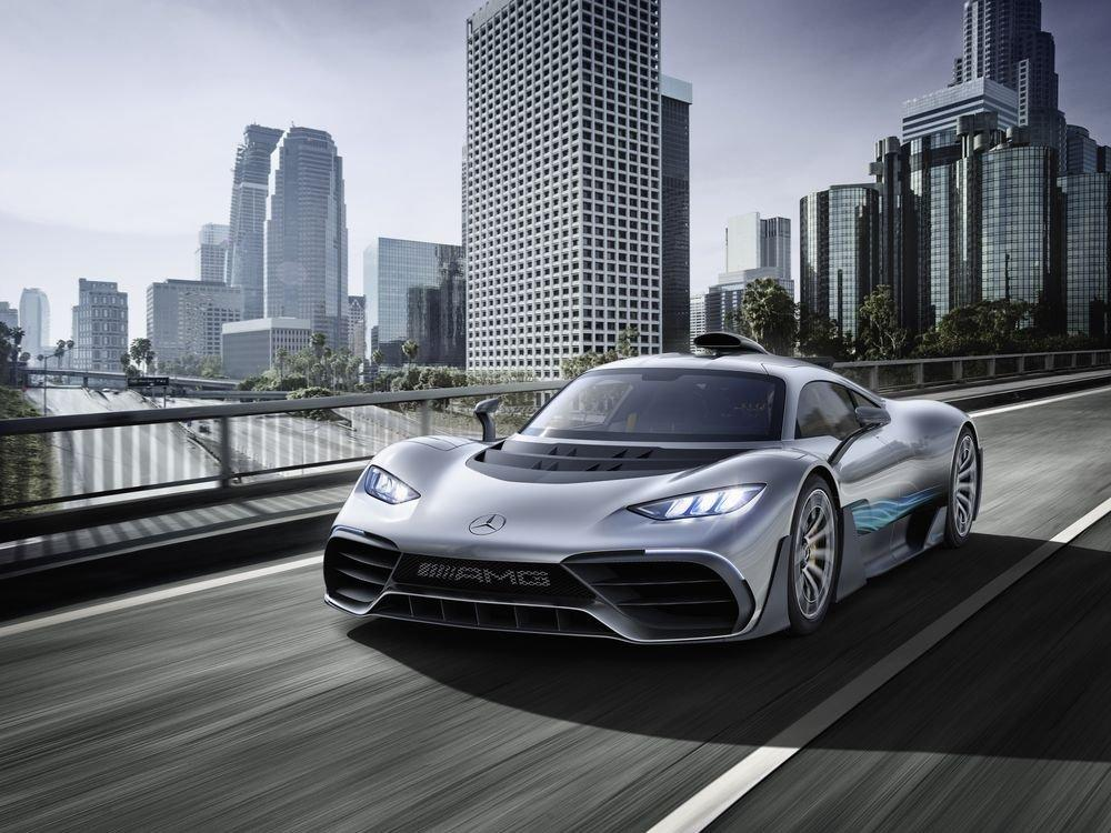 Mercedes-AMG Project ONE: 2,6 milionu USD